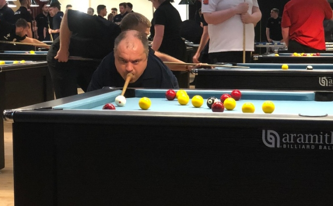 Pool Nationals in Blackpool
