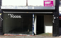 Leegate Arts Project - Help Reinvigorate a Rundown Shopping Centre