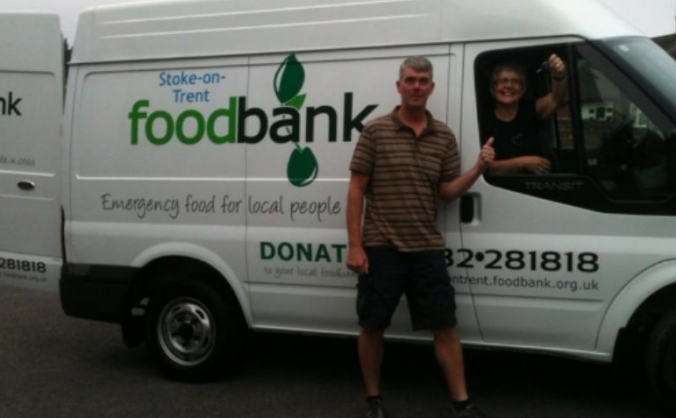 Stoke-on-Trent Foodbank's Van Project