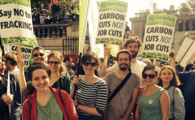 Elect Greens in North East London!