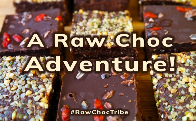 Help us Spread the Raw Chocolate Love!
