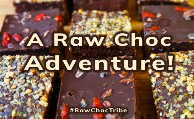 Help us Spread the Raw Chocolate Love!