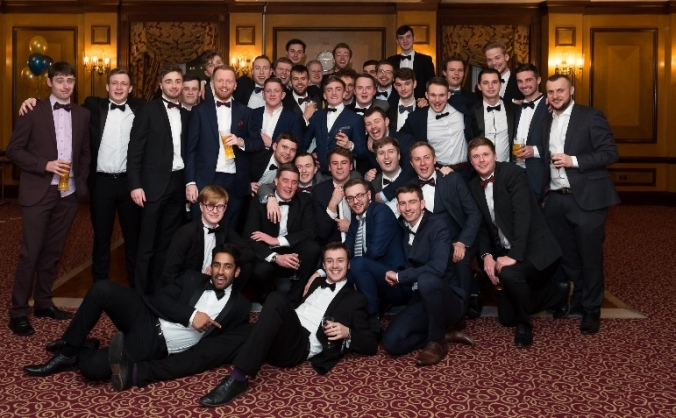 University of Hull Mens Hockey club.