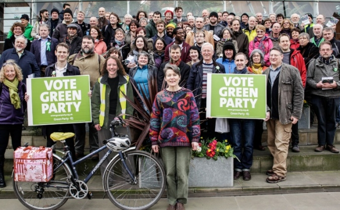 Sheffield Green Party Election Fund