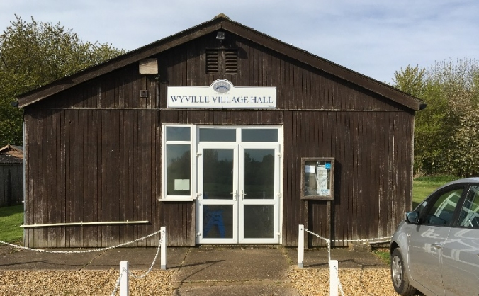 Wyville Village Hall