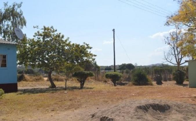 Help to build school toilets in rural village