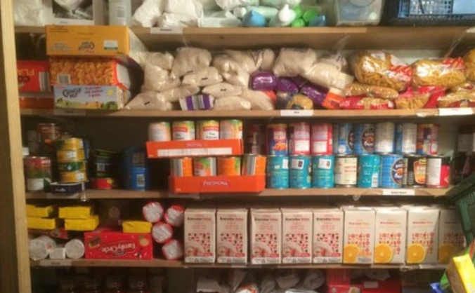 Save RAMFEL's foodbank for destitute families!