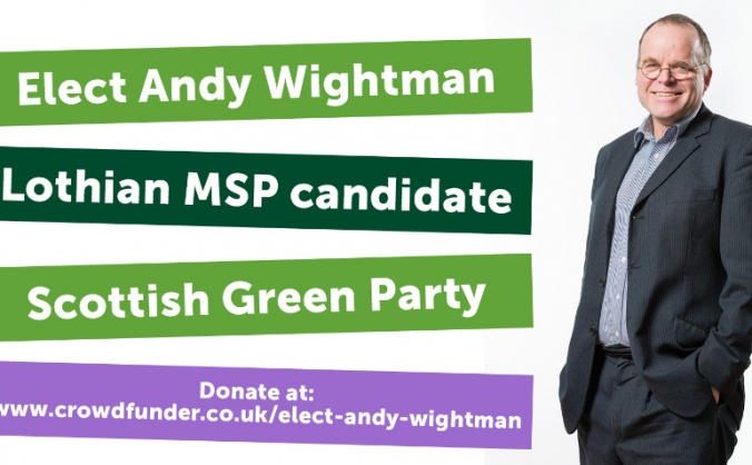 Elect Andy Wightman