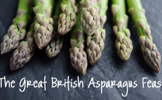 The Great British Asparagus Feast