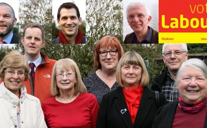 Help Elect Labour in Culcheth, Glazebury & Croft!