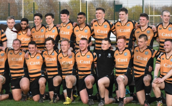 Sheffield University Men's Rugby Union