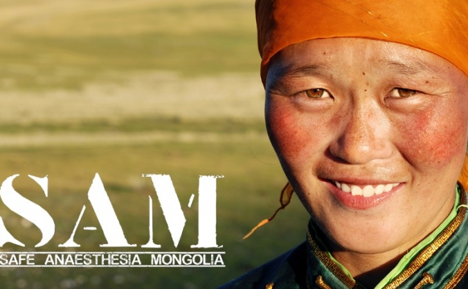 Bringing safe anaesthesia & surgery to rural Mongolia