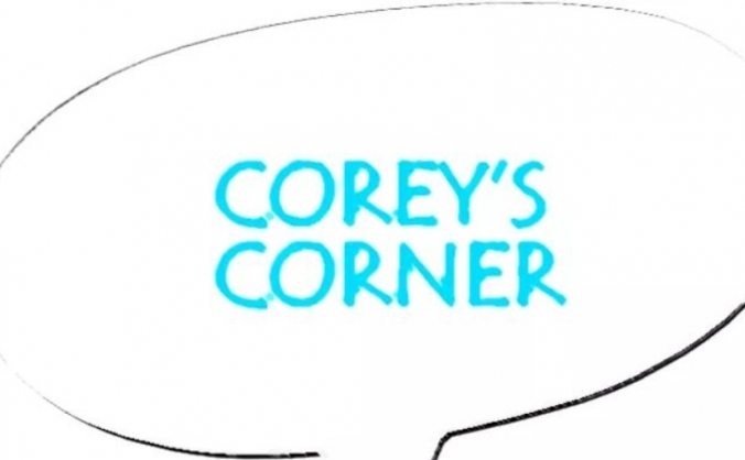 Corey's Corner - Rehearsal Studio