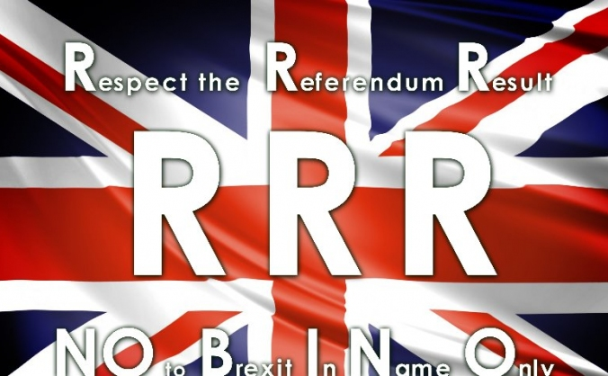 Triple-R campaign - RRR- Respect Referendum Result