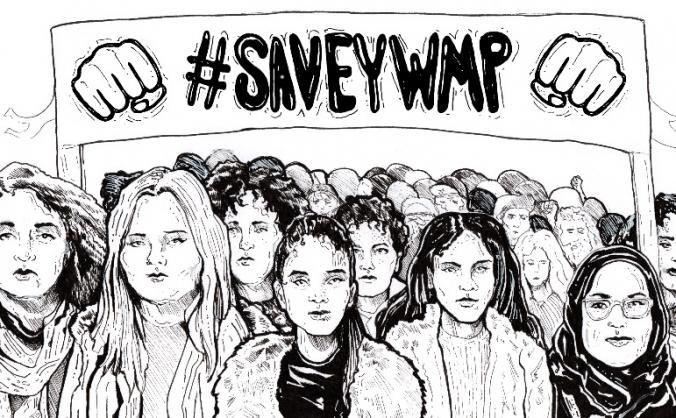 #SAVEYWMP