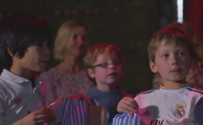 Magic Lanterns Into Film Film Club