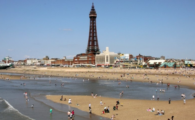 Property lets Blackpool