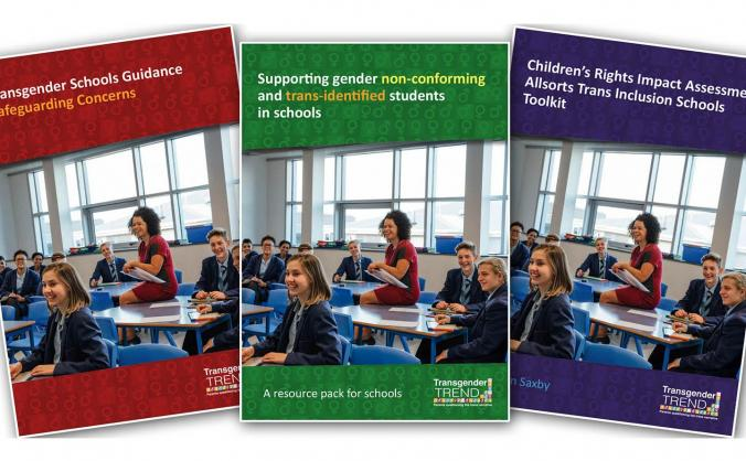 Transgender Trend Schools Resource Pack