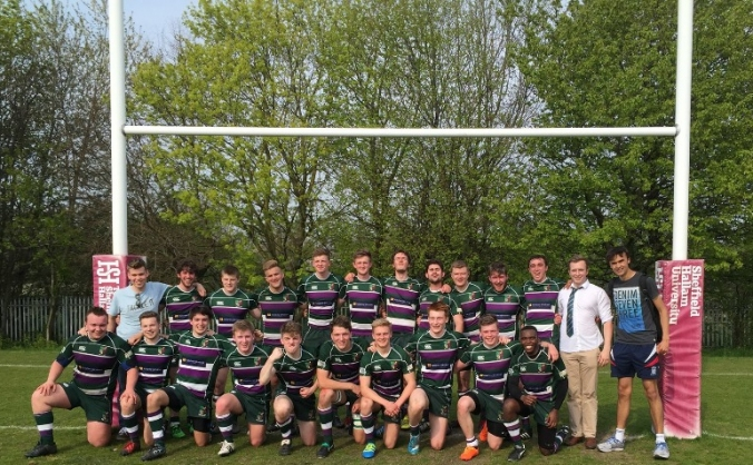 Sheffield Engineers Rugby Club Pitch Funding 18/19