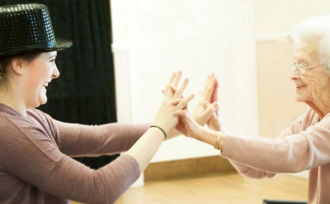 Dance and Dementia