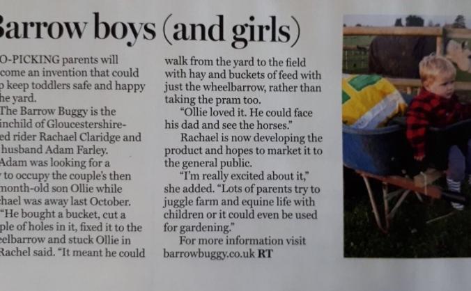 Barrow Buggy