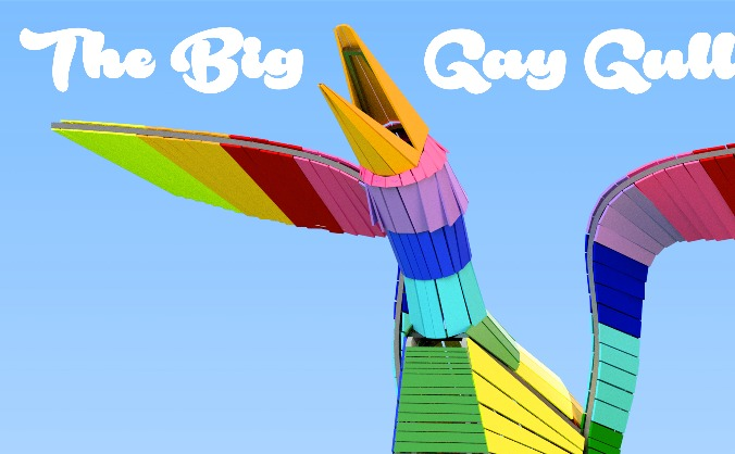 The Big Gay Gull