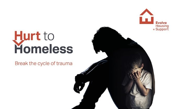 Hurt to Homeless: Break the cycle of trauma