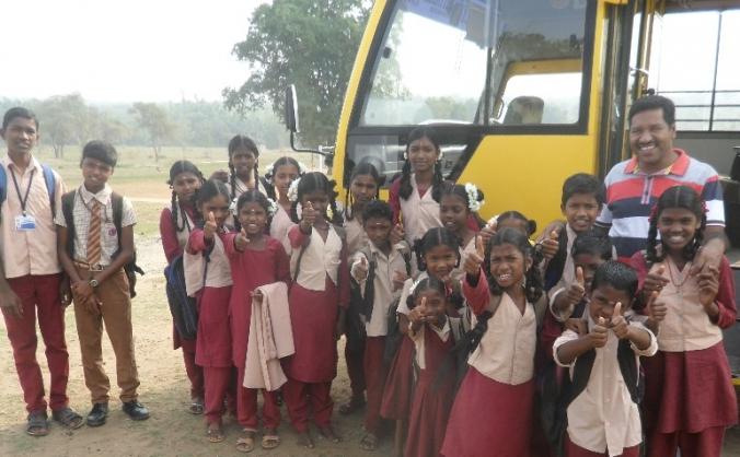 Adventure Ashram's Big Bus Appeal