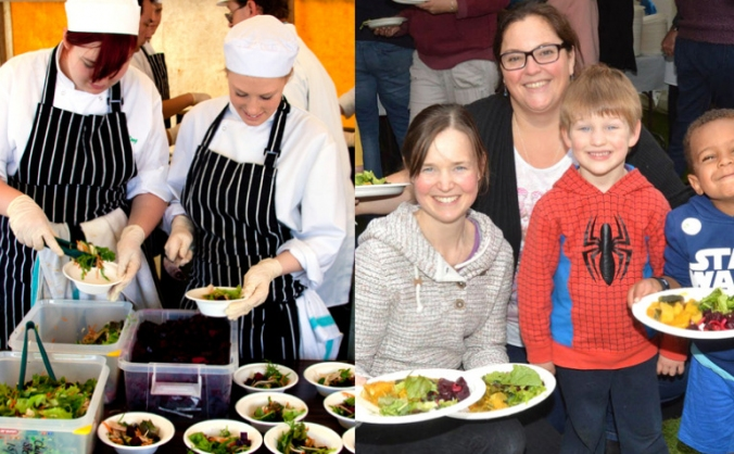 Give now for Reading Town Meal