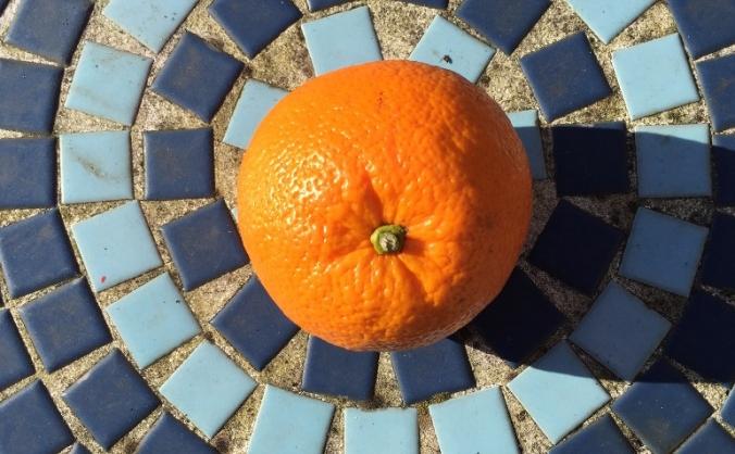 Around the World with 10,000 oranges
