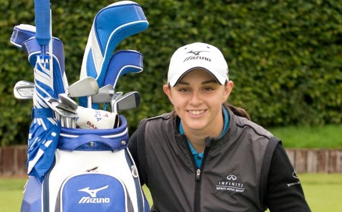 Support Alyson McKechin Professional Golfer