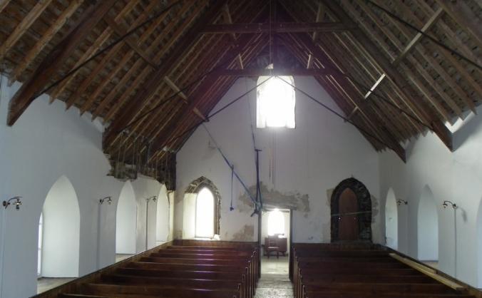 St Johns Trust Church,  BUY A SLATE PLEASE