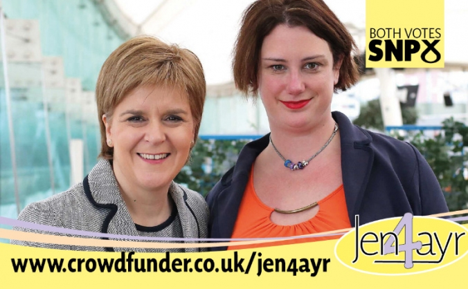 Jen4Ayr - Jennifer Dunn for Ayr, Prestwick & Troon