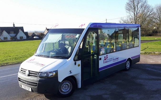 West Oxfordshire Community Transport