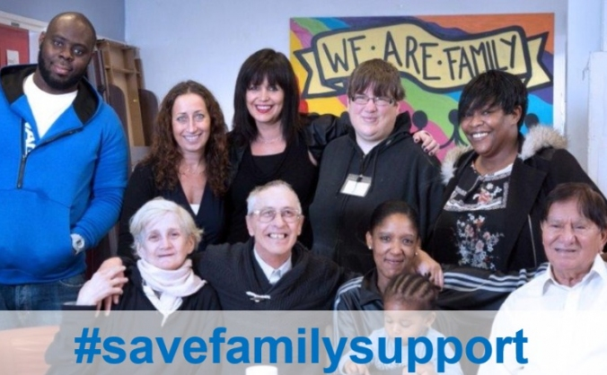 Save Hackney Quest's Family Support Project
