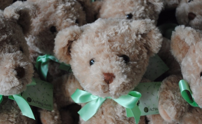 Comfort Bears for Bereaved parents