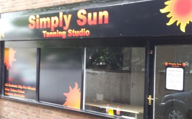 Upgrading Business Os tanning Studio