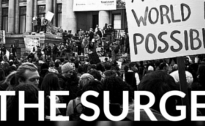 Help 'The Surge' get to the Edinburgh Fringe!