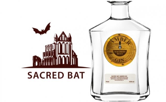 Sacred Bat Amber Gin