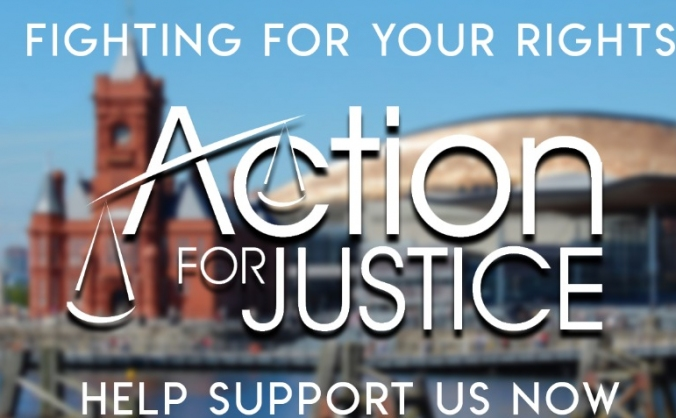Action For Justice Needs You!