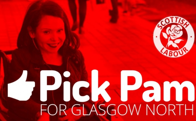 Pick Pam for Glasgow North