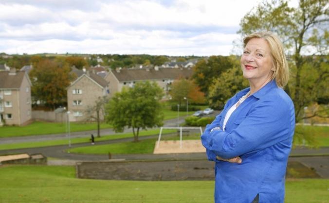 Re-elect Linda Fabiani for East Kilbride