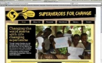 Superheroes for Change