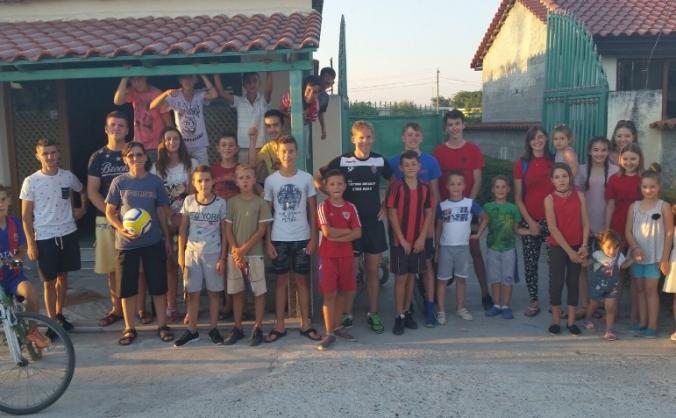 Team Albania 2018