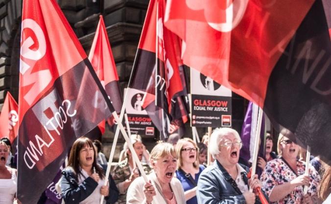 GMB Glasgow Strike Fund
