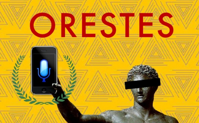 Orestes in Edinburgh Fringe 2018