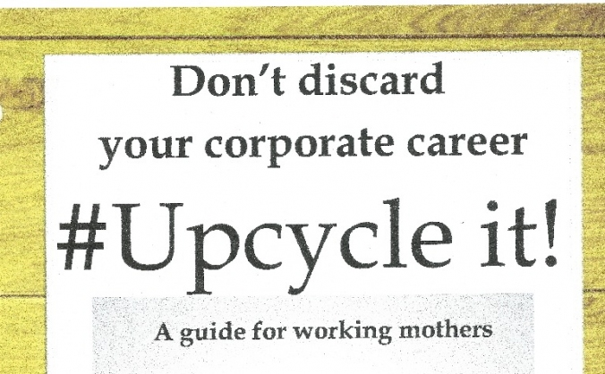Book: #Upcycle your career