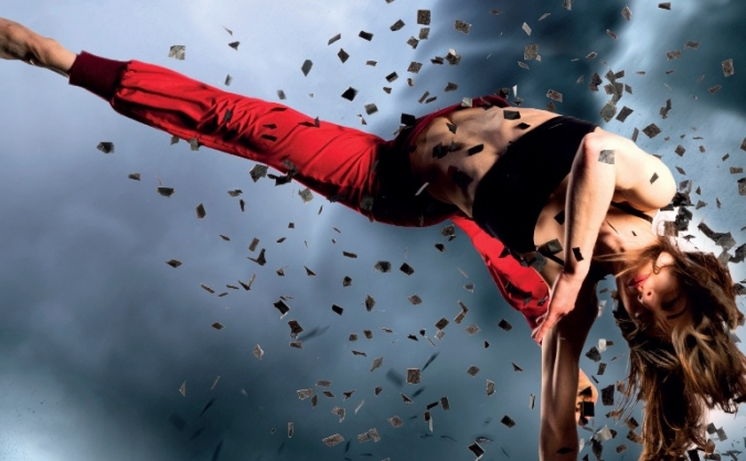 The Storm, a new dance work by James Wilton Dance