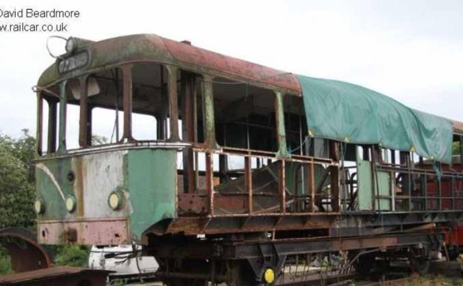 AC Railbus 79976