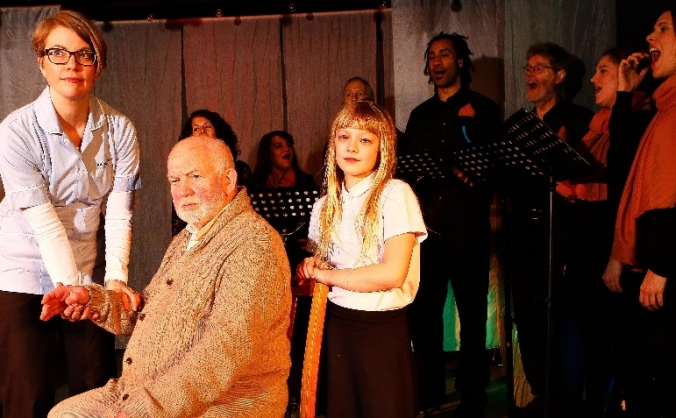 'The Lonely Society' by Common Chorus theatre